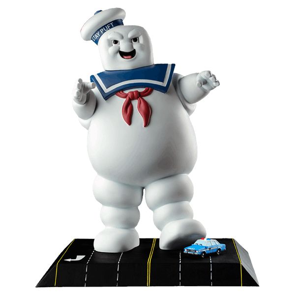 """Ghostbusters - Stay Puft Marshmallow Man 18"""" Limited Edition Statue - ZiNG Pop Culture"""