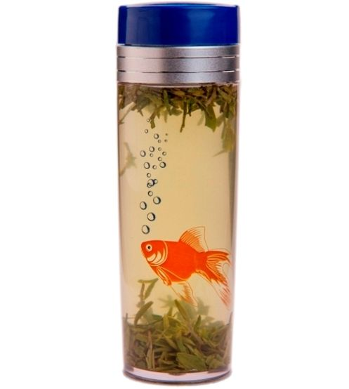 Fish Tea Traveler® 16oz.
