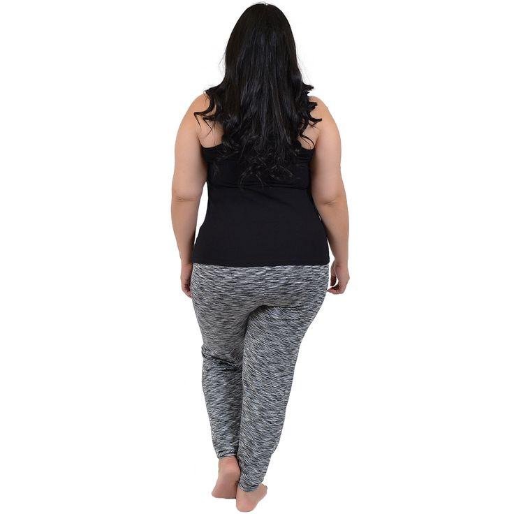 Plus Size Print Leggings | Plus size printed leggings ...