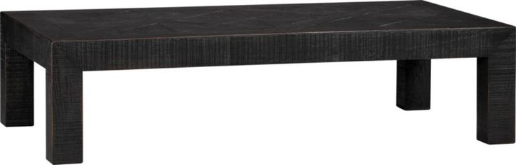 Bordeaux Coffee Table in Accent Tables | Crate and Barrel