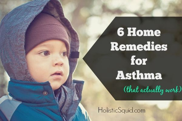 Know someone with asthma? Learn why home remedies for asthma actually work and how to heal once and for all.