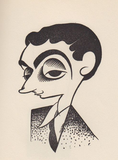 Irving Berlin by Miguel Covarrubias