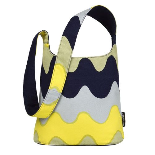 Marimekko Pikku Lokki Sipi Shoulder Bag - Love marimekko everything!