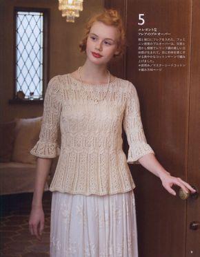 Lets Knit Series 80443  2015 - 轻描淡写 - 轻描淡写