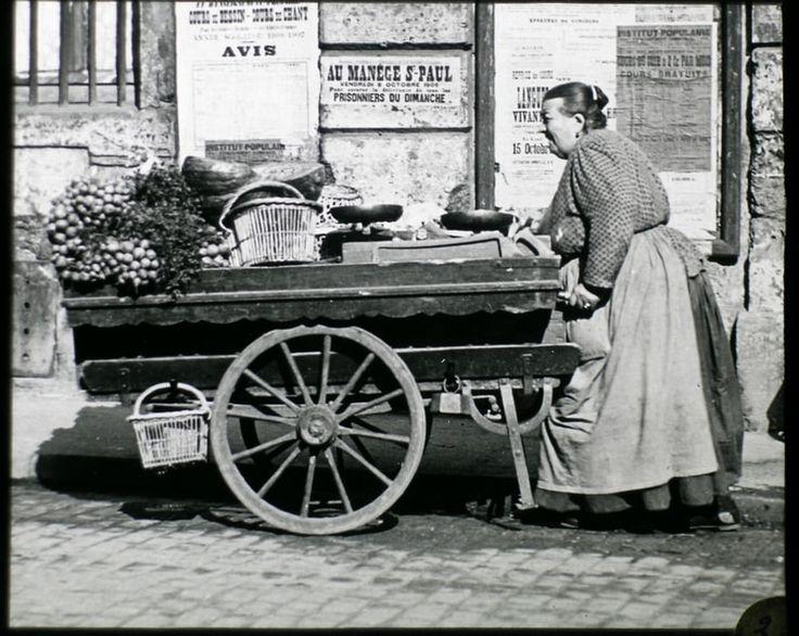 Louis Vert - Les petits métiers de Paris dans les années 1900