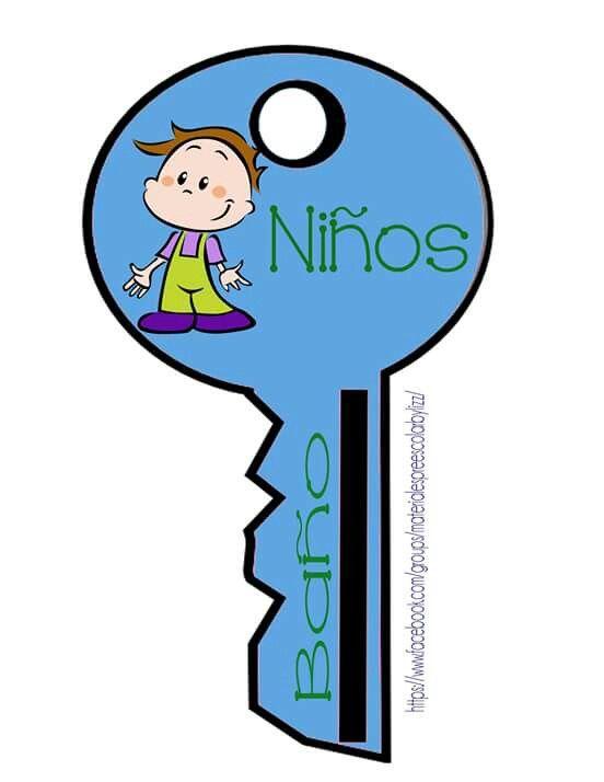Llave para ir al ba o etiquetas pinterest ba o for Embolo para llave de bano