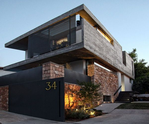 Desain Rumah Naturalis
