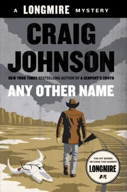 A book that was made into a tv show:  Any Other Name (Walt Longmire Series #10). Love all the longmire books and the tv series.  Sheriff in wyoming...mysteries with strong native american culture.