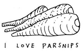 Image result for cartoon parsnip images