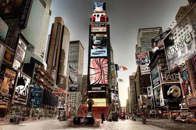 Visit Times Square - New York City