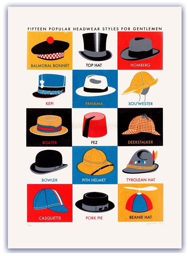 Hats by James Brown: James Of Arci, Cowboys Hats, Boys Nurseries, James Brown, Art Poster, Beanie Hats, Men'S Hats, Headwear Styl, Tops Hats