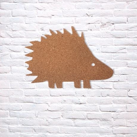 Bokke + Blomme Hedgehog Pinboard – Cork from Cork Deco Collection - R199 (Save 20%)