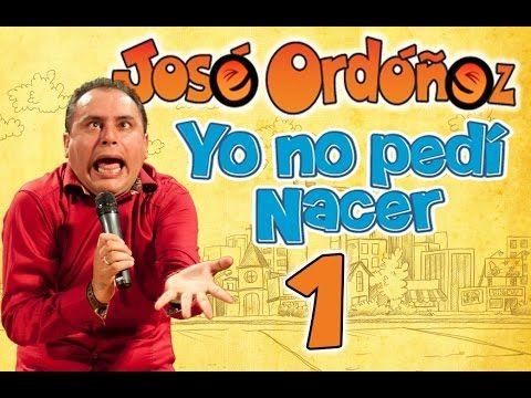 1 YO NO PEDI NACER. Mi niñez. José Ordóñez.