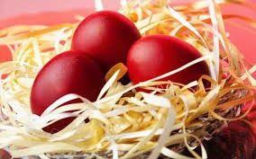 Το e - περιοδικό μας: Μεγάλη Πέμπτη, κόκκινα αυγά