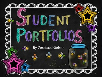 The purpose of this student portfolio is to get students thinking about their growth as learners, about what they are learning, how they are learning, and how to become better learners.