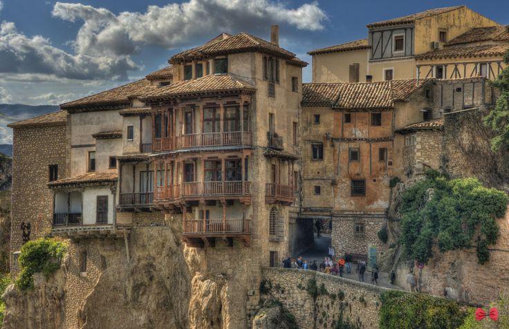 https://flic.kr/p/qdLmk8 | Casas colgadas | Cuenca