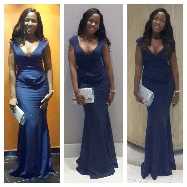 Keeping Up With Sandy Rose: Linda Ikeji Sizzles At The 2014 MAMAs | Buys Dad B...
