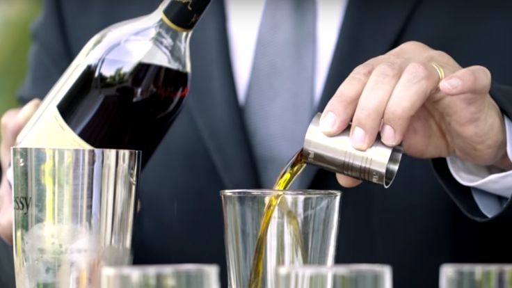 Watch: Everything That Goes Into a Perfect Sip of Cognac #cognac #Hennessy #brandy #belleswhobrandy