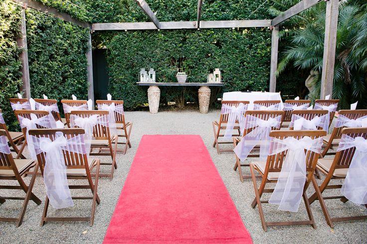 Tuscan style- Hillstone St Lucia Wedding venue