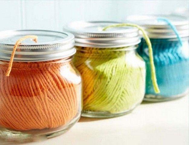 Что сделать из жестяных и стеклянных банок: идеи для поделок и декора (32 фото) | Из подручных материалов | DecorWind.ru