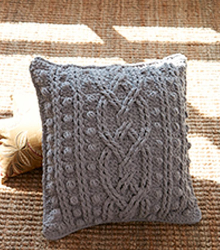 Free Crochet Patterns From Joann Fabrics : 17 Best images about crochet pillow cover on Pinterest