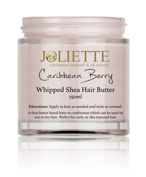 Joliette Whipped Shea Hair Butter  #thetruth when it comes to moisturising natural curly hair