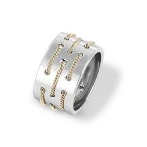Anillo Silver Evening Ring de Swatch Bijoux