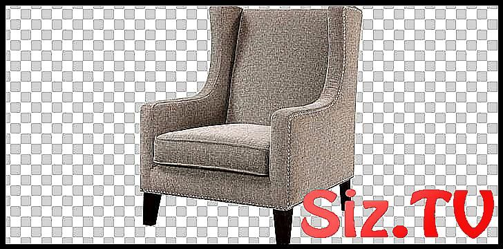 Wing Chair Recliner Eames Lounge Chair Furniture Png Clipart