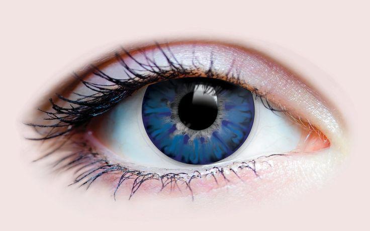Enchanted Azure – Primal Contact Lenses