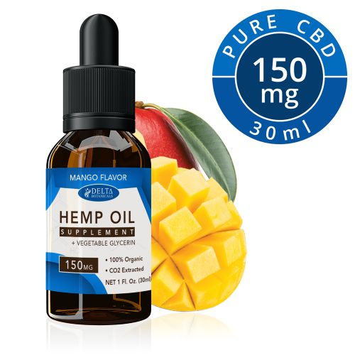 The deliciousCBD Additive E Liquid - 300mg CBD | 30ml Vape Oi - Flavors to choose from: Mango, Pineapple, Regular (unflavored), Citrus Fruits, Peppermint & Vanilla Cream - Get 1 try them all. With 300mg of pure CBD, our Green Label is a noticeable step up from our Blue Label. At twice the strength, our Green Label is a great choice for those who still enjoy vaping throughout the day, but desire a higher dosage of CBD.   Enjoy the many benefits of CBD with our all-natural CBD E-Liquid V...