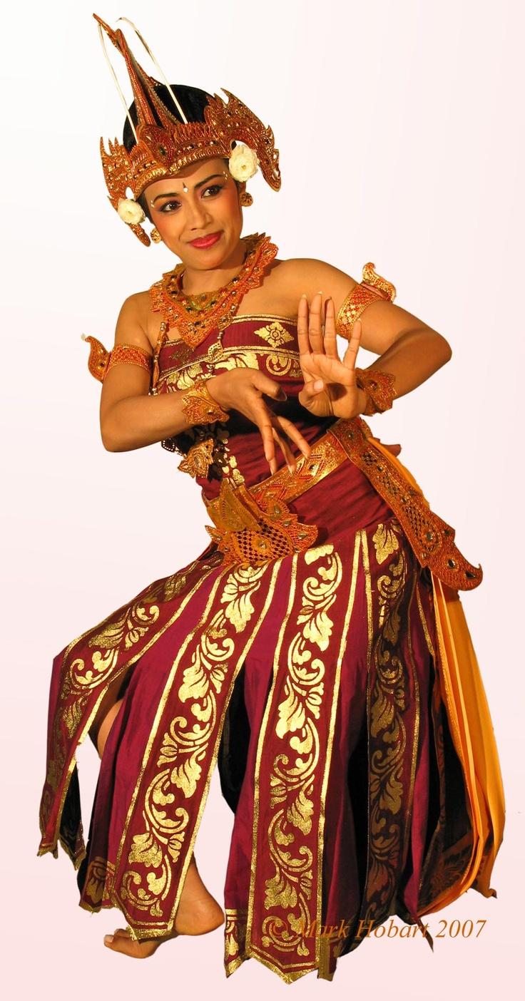 Balinese Dance, 'Cendrawasih', the Birds of Paradise