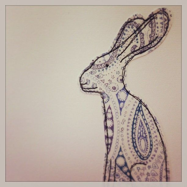 Liberty hare by Bubs Bears