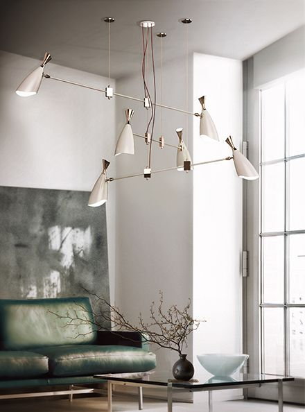 DelightFULL Unique Lamps   Mid-century Modern Lighting