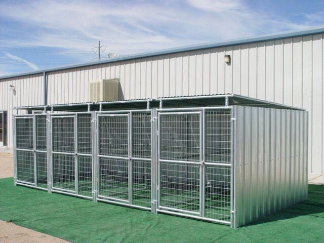 Multiple Dog kennel