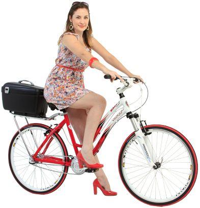 Baú Box Bike da KALF   Box Bike é um baú perfeito pra você pedalar e carregar suas coisas, eliminando o peso das costas.  #bicicleta #bike #boxbike #baú #bauleto #alforge #garupa #bagageiro #caixa #mala #p: