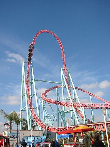 Xcellerator-Knotts Berry Farm I have been to this park numerous times and always try and ride this and it's always closed. :(