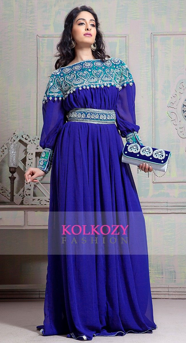 Arab clothing | Moroccan Kaftan
