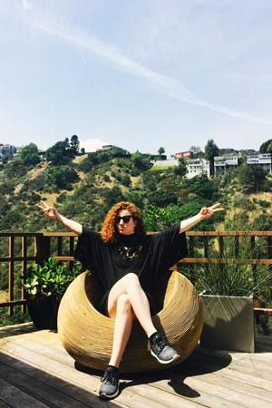 Jess Glynne shares her Coachella diary with us