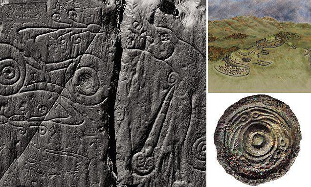 Lost Kingdom discovered in Scotland