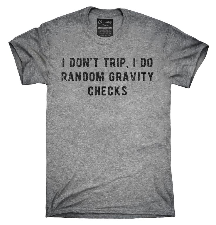 Gravity Check Shirt, Hoodies, Tanktops