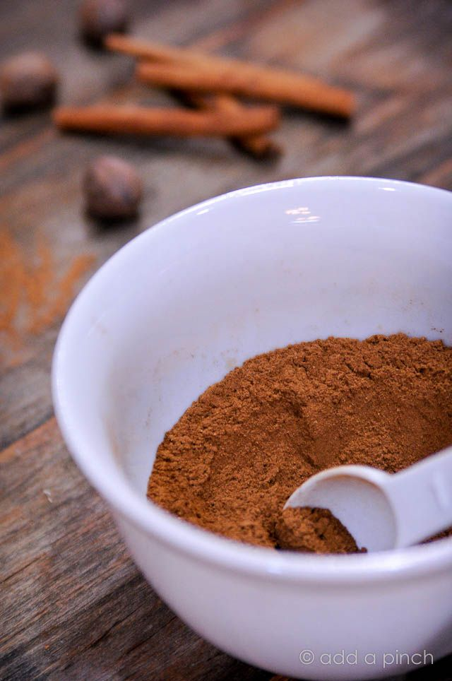 Apple Pie Spice Recipe - Cooking | Add a Pinch | Robyn Stone