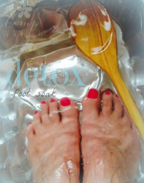 I'm completely on board the Detox Bath regime. My challenge is finding the time to soak for 30 minutes and dealing with the aftermath of sweaty hair, dizzy head and a limp body. If you're like me the Mini Detox Foot Soak will be a good alternative for your crazy schedule, with lots of healthy benefits too.     All of us are exposed to toxins that need to get out. A detox soak with epsom salts is a natural way to draw those toxins out and replenish magnesium of which most of us are d...