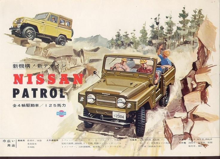 Nissan_Patrol. Brochure