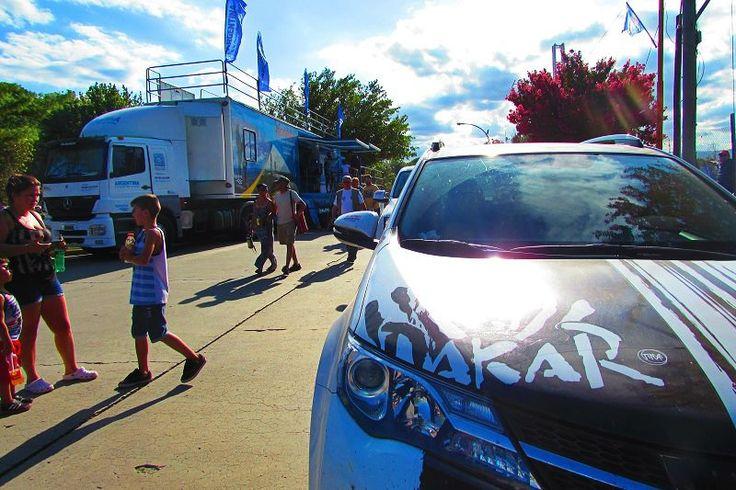 #DakarArgentina en #CarlosPaz, #Córdoba | #VeranoEnArgentina