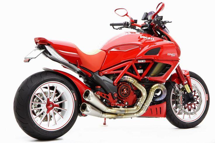 Ducati Diavel DVC #5 by Moto Corse