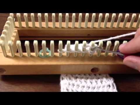 How To Decrease Stitches On Knitting Loom : Loom Knit Decrease Figure 8 Stitch Knitting on a Loom Pinterest Flats, ...