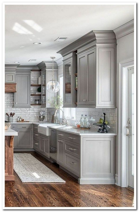 30 Best Kitchen Remodel Ideas That Everyone Need For Inspiration Page 7 Afshin Decor In 2020 Kitchen Renovation Cost Kitchen Cabinet Styles Kitchen Cabinet Design