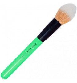 Pennello Mint Tapered Neve Cosmetics. Per applicare blush, cipria, bronzer, illuminanti e prodotti per il contouring.  € 14,90