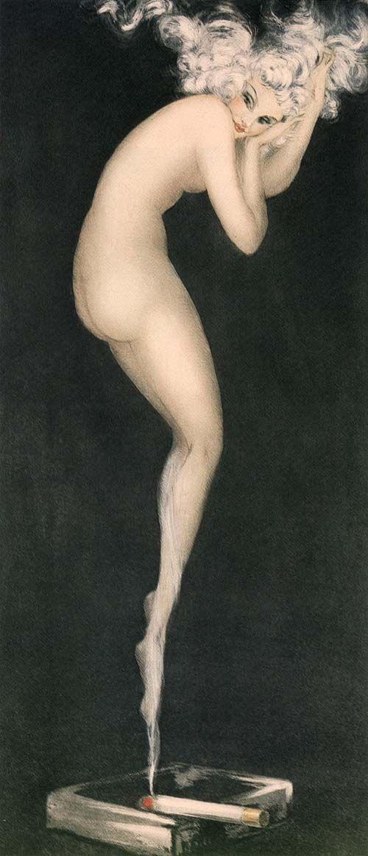 Louis Icart (1880-1950) Art Deco