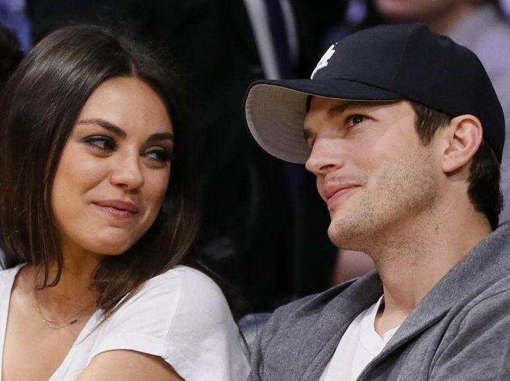 ¿Se divorcian Ashton Kutcher y Mila Kunis?